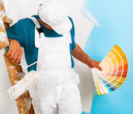 Choosing the right paint finish and quantity for your interior project